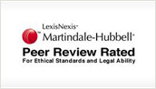 Martindale-Hubbell Rated